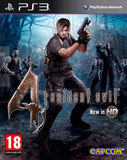 Resident Evil 4 Hd Ps3 Digital Español Gcp