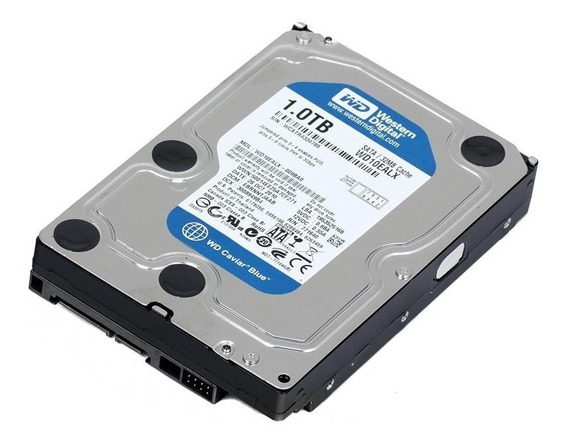 Disco Rigido Wd Western Digital Hdd 1tb Blue 7200 Gtia