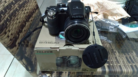 Câmera Semiprofissional Fujifilm Finepix S4500