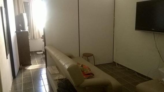 Kitnet Em Mirim, Praia Grande/sp De 32m² 1 Quartos À Venda Por R$ 115.000,00 - Kn281820