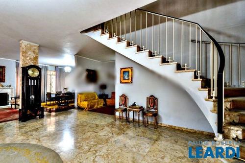 Imagem 1 de 15 de Casa Assobradada - Jardim Luzitânia  - Sp - 644638