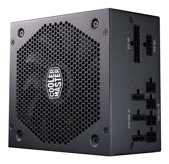 Fonte Atx V650 Full Modular 80 Plus Gold Mpy-6501-afaagv-wo