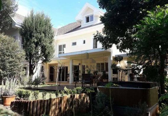 Casa Com 4 Dormitórios À Venda, 294 M² Por R$ 2.200.000 - Loteamento Residencial Barão Do Café - Campinas/sp - Ca12887