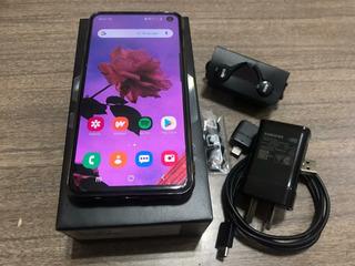 Celular Samsung S10e - Poco Uso - Con Todos Los Accesorios