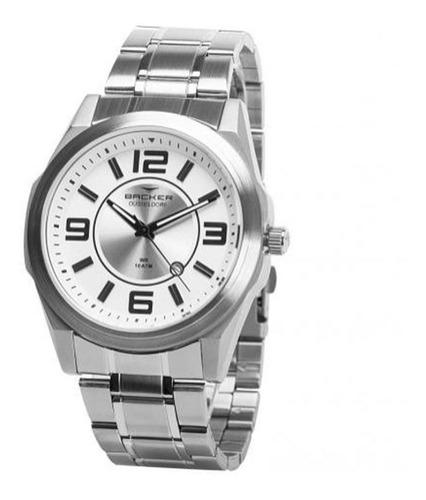 Relógio Masculino Backer Analógico - Coleção Dusseldorf 6117
