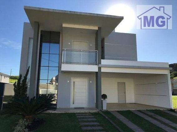 Casa Com 4 Dormitórios À Venda, 200 M² Por R$ 850.000 - Vale Dos Cristais - Macaé/rj - Ca0329
