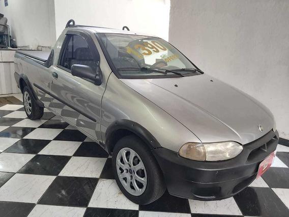 Fiat Strada 1.5 Working 2p Álcool