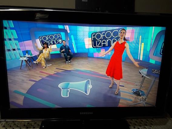 Base Com Parafusos Tv Samsung Ln32d550k1g