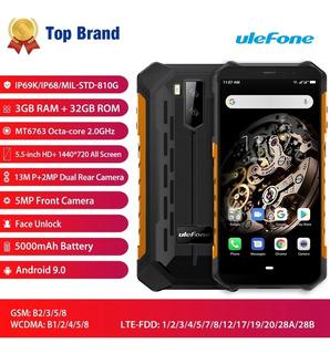 Ulefone Armor 5x Octa-core Ip68 Android 9.0 Aprova D