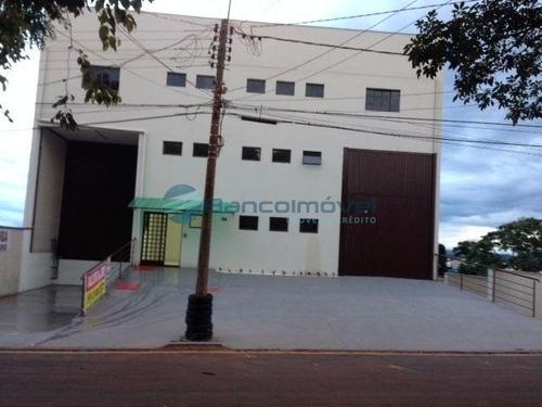 Barracão Para Alugar Santa Candida - Ba00094 - 4204312
