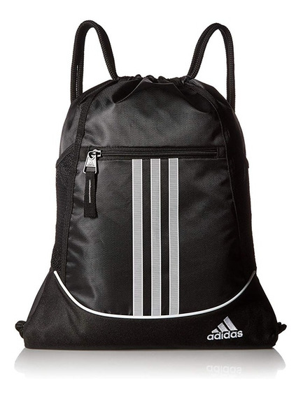 Mochila adidas Alliance Ii Sackpack Negro Morral