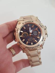 Relógio Casio G Shock Novo Dourado- Oportunidade