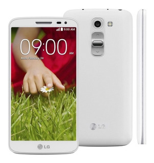 LG G2 Mini 3g Libre 8gb 1gb Ram Blanco Lollipop 2018 En Caja
