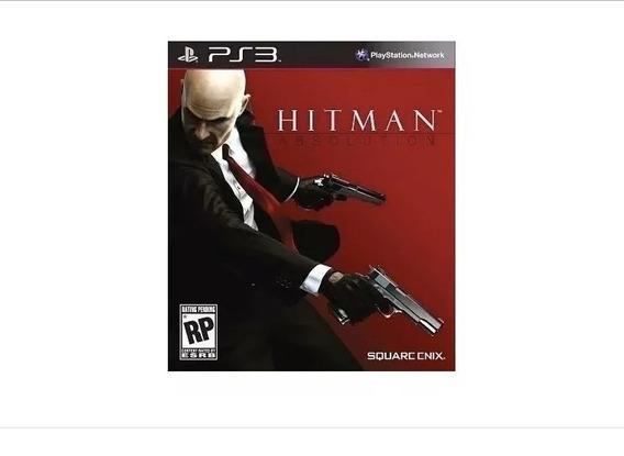 Hitman Absolution Special Ed. Ps3 - Psn - Ps3 - Digital