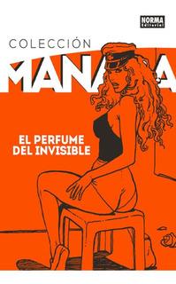 Colección Milo Manara 4 El Perfume Del Invisible