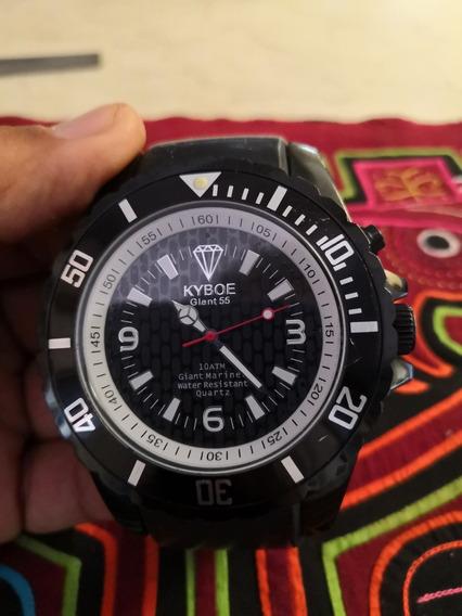 Reloj Kyboe El Gigante Submarino Extraordinario Y Robusto