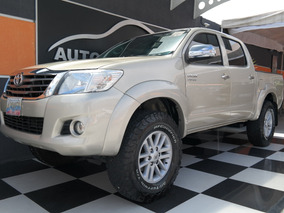 Toyota Hilux Kavak 4x4 2016