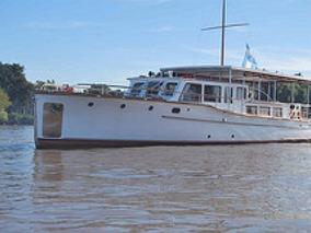 Crucero Baader 15 Mts Ideal Para Vivir Abordo