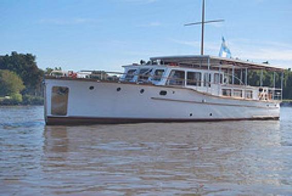Crucero Baader 15 Mts Ideal Para Vivir Abordo Precio Contado