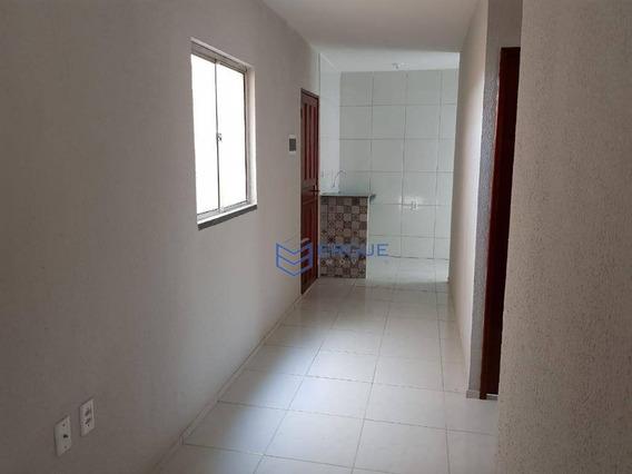 Apartamento Com 2 Dormitórios Para Alugar, 50 M² Por R$ 550,00/mês - Itaperi - Fortaleza/ce - Ap0654
