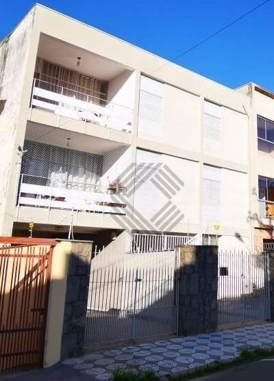 Apartamento Com 2 Dormitórios Para Alugar, 128 M² Por R$ 950,00/mês - Centro - Sorocaba/sp - Ap8695