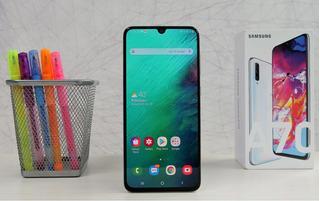 Samsung A70 Libre Garantia!