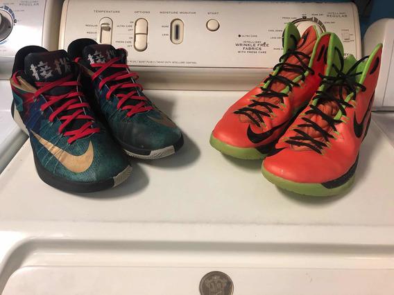 Nike Kd 5 Id 13mx Y Hyperdun 2015 Low Beijing 12mx Precio X2
