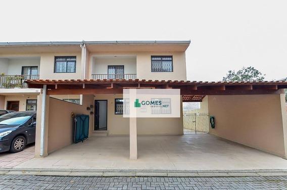 Sobrado Com 3 Dormitórios Para Alugar, 180 M² Por R$ 1.950,00/mês - Boa Vista - Curitiba/pr - So0024