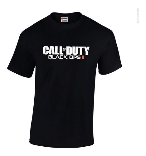Camisetas De Call Of Duty Black Ops 2 Juego - De Unbranded