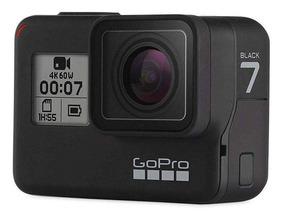 Gopro Hero 7black Câmera Digital 12mp 4k Com Nota Fiscal