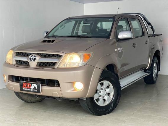 Toyota Hilux 3.0 Cd 4x4 Srv At