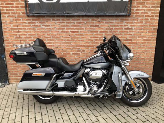 Harley Davidson Electra Glide Ultra Limited 2019 Impecável