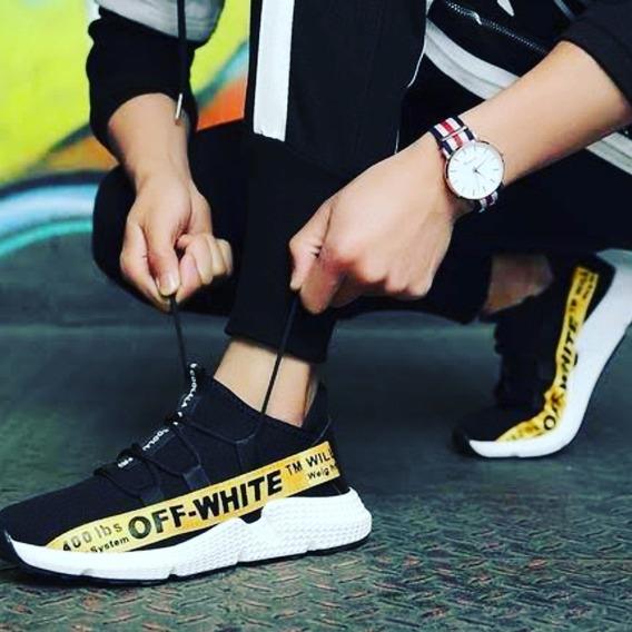 Tênis adidas Off-white Lançamento