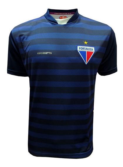 Camisa Masculina Fortaleza Design Exclusivo Azul Marinho