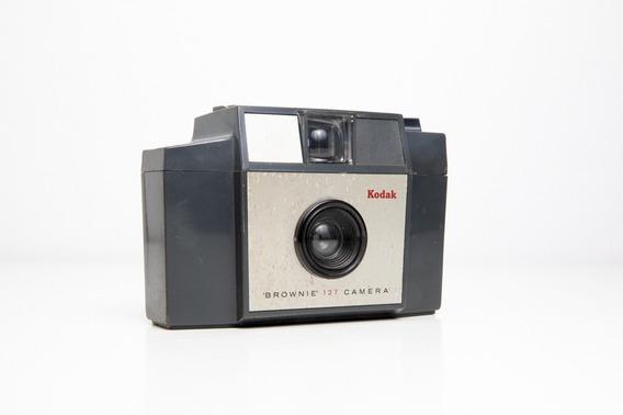 Câmera Fotográfica Kodak Brownie 127