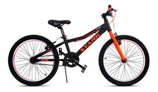 Bicicleta Varon R16 Stark Bmx Rise Aluminio + Regalo + Envio
