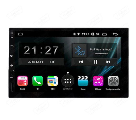 Kit Central Multimidia Tv Dvd Gps Corsa Vectra Astra 2din