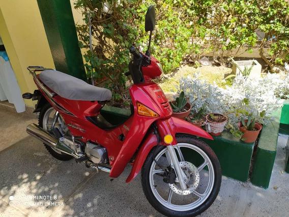 Motocicleta Honda Nf100
