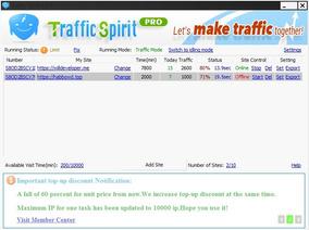Gerador De Tráfego - Traffic Spirit + Vídeo Aulas! Promoção