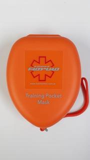 Mascara Pocket Con Borde Inflable Rcp