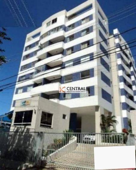 Cobertura Com 3 Dormitórios À Venda, 200 M² Por R$ 550.000 - Belo Horizonte - Lauro De Freitas/ba - Co0058
