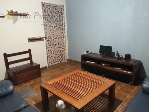 Casa Para Venda, 3 Dormitórios, Parque Da Lapa - São Paulo - 4029