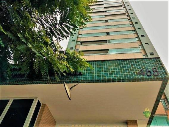 Apartamento Com 2 Dormitórios À Venda, 99 M² Por R$ 680.000,00 - Barra - Salvador/ba - Ap0893