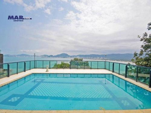 Casa Com 5 Dormitórios À Venda, 622 M² Por R$ 5.500.000,00 - Península - Guarujá/sp - Ca0642