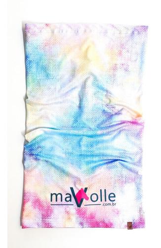 Bandana Tubular Mavolle Tie Dye