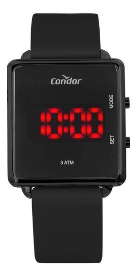 Relógio Condor Digital Preto Unissex Cojhs31bae