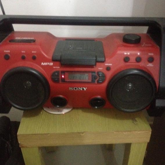 Radio Reproductor Digital Fm/am Portatil Sony