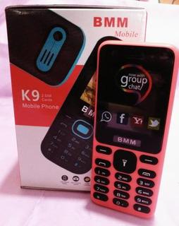 Teléfono Doble Sim Liberados Bmm 222 Mini Y K9