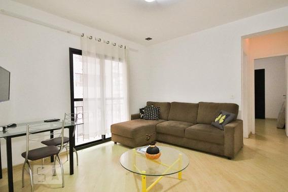 Apartamento Para Aluguel - Consolação, 1 Quarto, 46 - 893068188