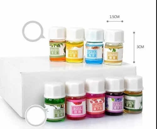 Kit De Esencias Humidificador